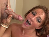 Savannah Fox Fucks, Sucks, Squirts And Swallows