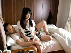 Sexy Asian Brunette Teen Girl Amateur Fucked