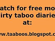 Dirty taboo blowjob diaries from teen with stepdad