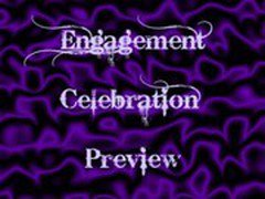 Engagement Celebration Preview