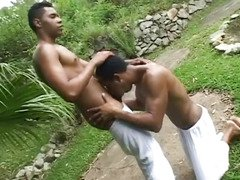 Lustful Gay On Gay Sex With Large Muscled Men