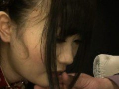 Young nippon teens humiliation obeying their master