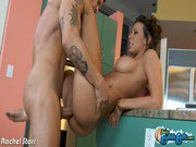 Big assed Rachel Starr gets fucked