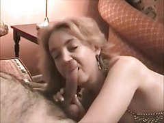Hot British Wife Honey Fucks Husbands Friend !