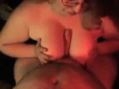 Fat 19 Year Old Giving A Blowjob