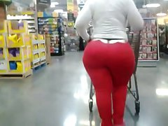 OMG Donkey Booty in red 1