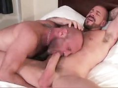 White Daddy Fucks White Guy