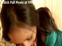Very Cute Desi Girl getting romance