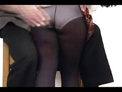 Naughty Girl Spanked Hard xLx