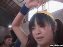 Flashing And Fucking Like Japanese Girl clip-07