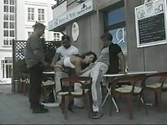 Public Sex - Outdoor Cafe