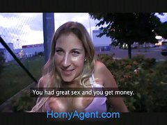 HornyAgent POV Cum Shot Mash Up Volume Two