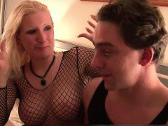 Big tits milf gets fucked by her husband part1