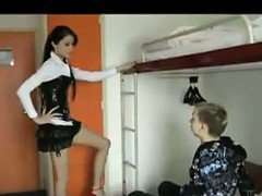 Russian Whore Having Sex With A Student