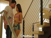 HD - PornPros Latin Ava Mendes celebrates with a good fuck