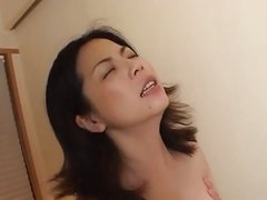 Teach MILF wife sex to virgin young