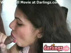 Blowjob and Eat cum by Mallu Girl