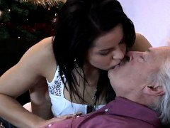 Bruce a dirty old man loves to nail youthfull women like Pet