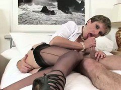 Lady Sonia gets fucked and gets sucked