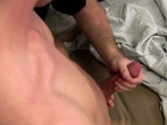 Twink video He arched back and I continued to stroke and mas