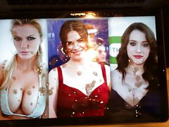 Kat Dennings Brooklyn Decker Hayley Atwell Tribute