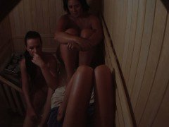 Czech Sauna Reality Footage of Naked Czech Girls