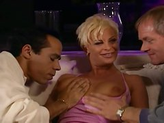 Jamie Leigh (American), Dick Nasty (British) & Guy DiSilva