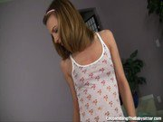 Sweet Teen Babysitter Seduced By Horny Couple