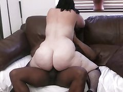 hot mature ass take huge bbc