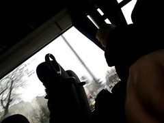 flashing dick in bus - 2014.11.28
