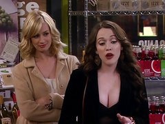 Kat Dennings - 2 Broke Girls s4e02