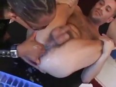 White Teen Getting Anal Filled With Black Cock