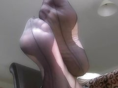 FULLY FASHIONED NYLON SOLES