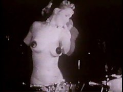 CANDY DANCE #3 - vintage go-go striptease part three