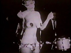 CANDY DANCE #2 - vintage go-go striptease part two