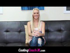 CastingCouch-X Sexy 20 Year Old College Student Casting For Porno To Pay Rent