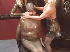 Latex body bag