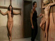 Slave Girl collected trained tormented for auction