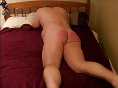 70 Stinging Strokes of the Cane for Nude Husband