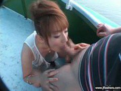Asians Flashing Body And Getting Bang clip-11