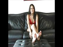 Femdom jerk off instructions (joi) very hot