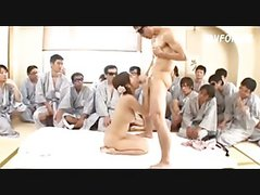 jap lady teach how to make love