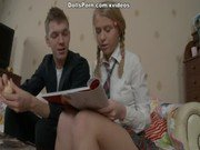 Sex tape amateur students fucking scene 1