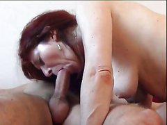 Mature woman and young man - 57