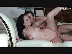 Horny cowgirl hard rough sex