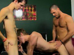 Hot twink scene He\'s prepped to take on both those boys, fee