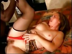 Young Black Poles In Old Ladies Buttholes Scene 1