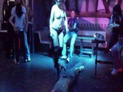 Striptease in Night Club #3