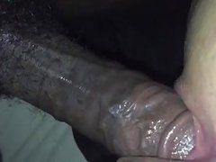 Doggystyle slow mo big Dick