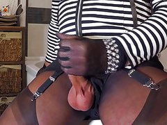 Horny Fatal 15 and RHT Stockings